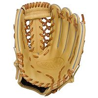 Adult Louisville Slugger 125 Series 11.5-in. Right Hand Throw Cream Baseball Glove