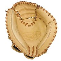 Adult Louisville Slugger 125 Series 32.5-in. Right Hand Throw Cream Catcher's Mitt