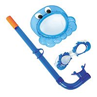 Kids Bestway 3-pc. Octopus Character Swim Set
