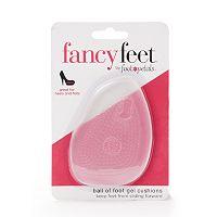 Fancy Feet by Foot Petals Women's Ball-of-Foot Gel Cushion