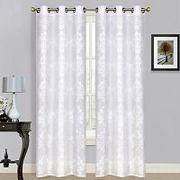 Dainty Home 2-pack Amelie Curtains - 38'' x 84''