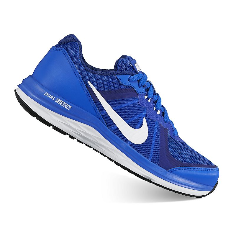 Nike Dual Fusion X2 Grade School Boys' Running Shoes