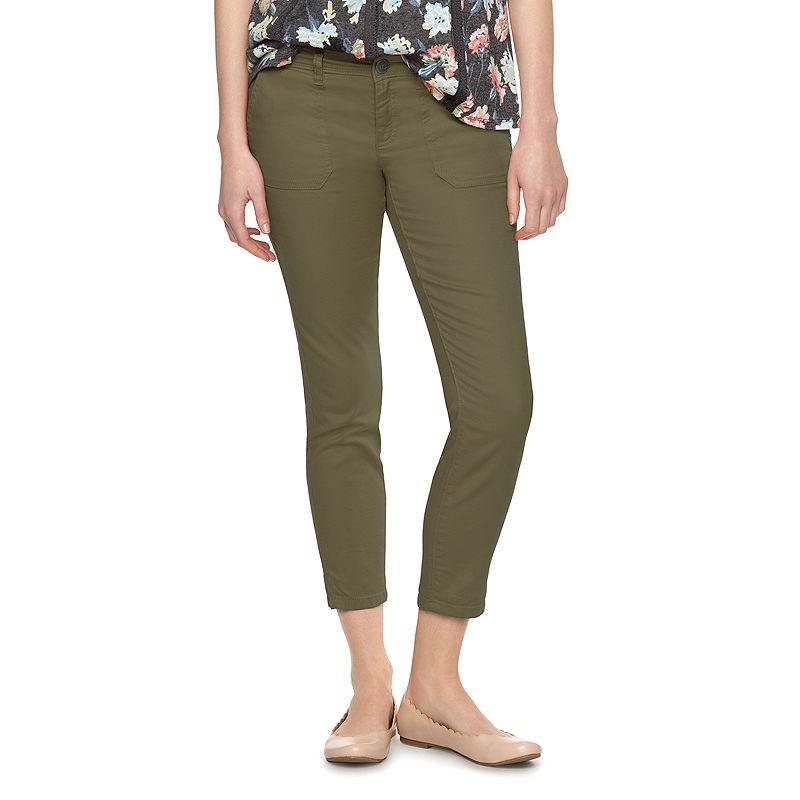 Women's LC Lauren Conrad Skinny Cargo Pants