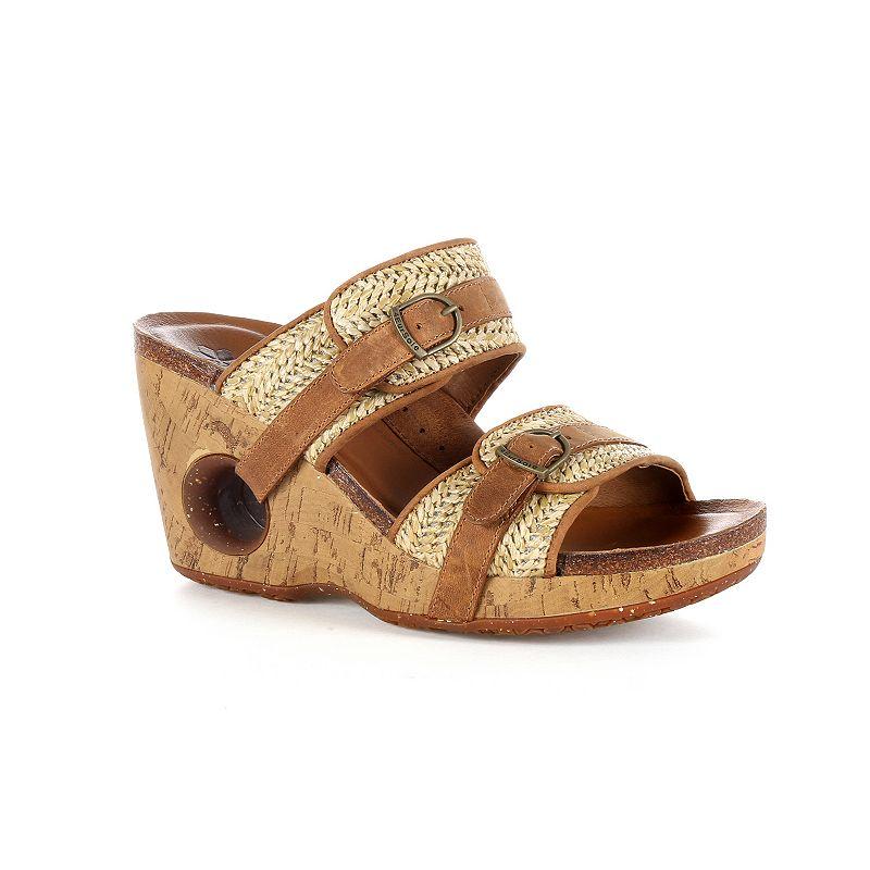 Rocky 4EurSole Splendor Women's Wedge Sandals