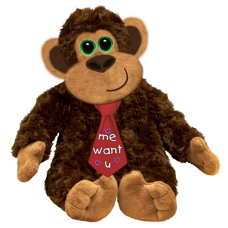 First & Main 15-Inch Jumbo George Gorilla