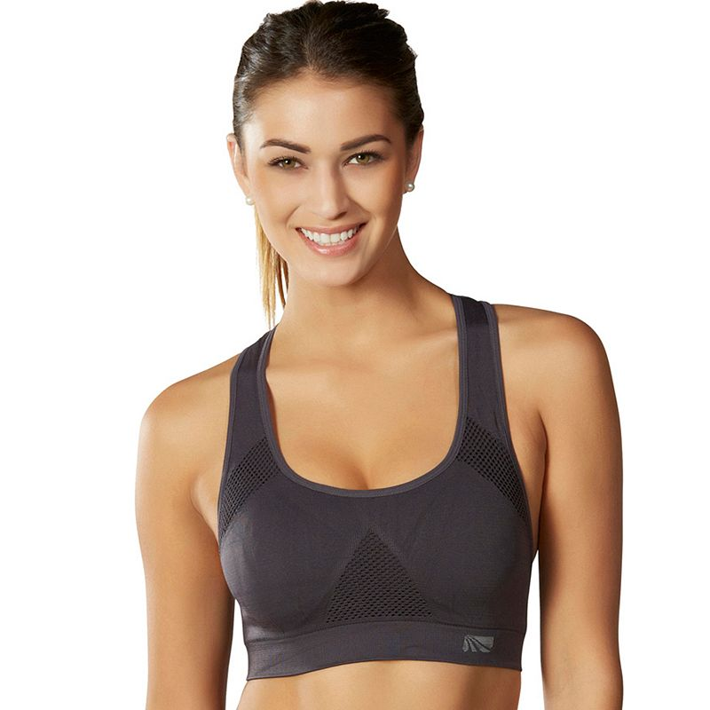 Marika Bra: Seamless Mesh Medium-Impact Sports Bra M205701