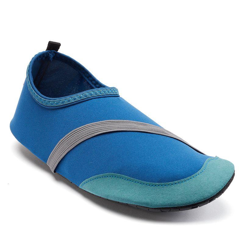 FitKicks Men's Slip-On Athletic Shoes