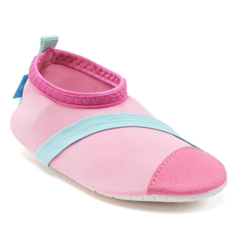 FitKicks FitKids Girls' Slip-On Athletic Shoes