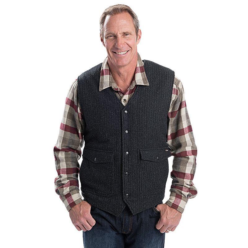 Men's Woolrich Teton Wool-Blend Vest