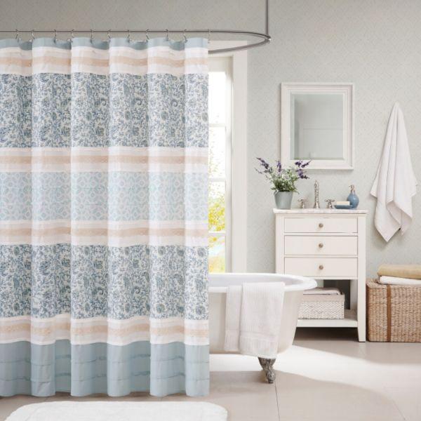 Madison Park Vanessa Shower Curtain
