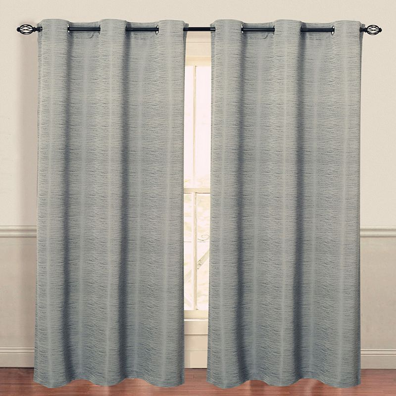 Dainty Home 2-pack Moderna Curtains - 39'' x 84''