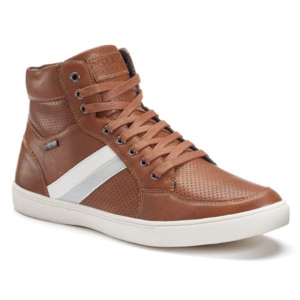 XRay Delta Men's High-Top Sneakers
