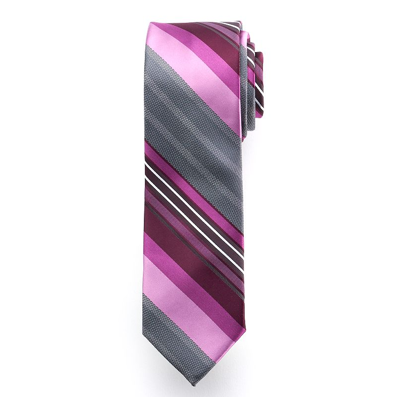 Men's Van Heusen Striped Skinny Tie