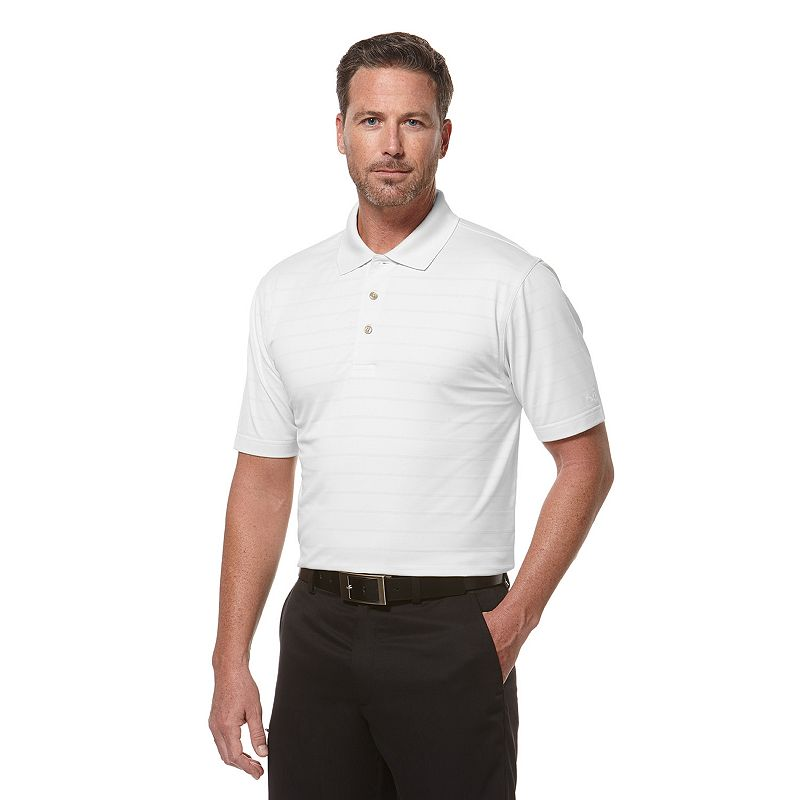 Big & Tall Grand Slam Pique Performance Golf Polo