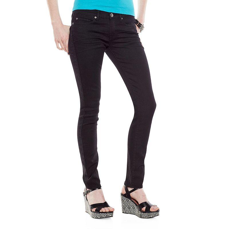 Juniors' Mudd® Skinny Jeans