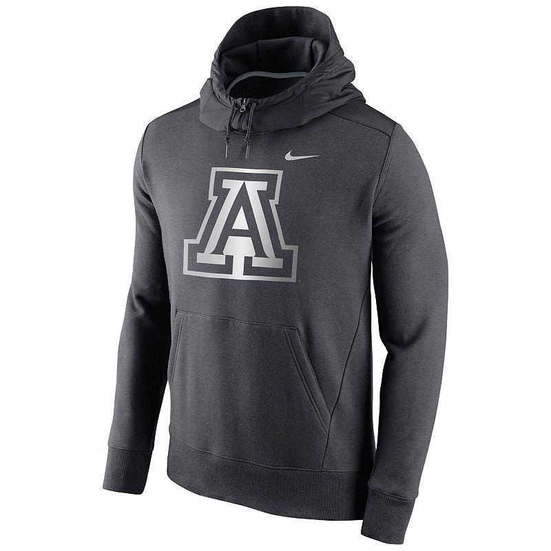 Men's Nike Arizona Wildcats Hybrid Fleece Hoodie