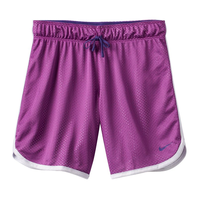 Girls 7-16 Nike Active Mesh Shorts