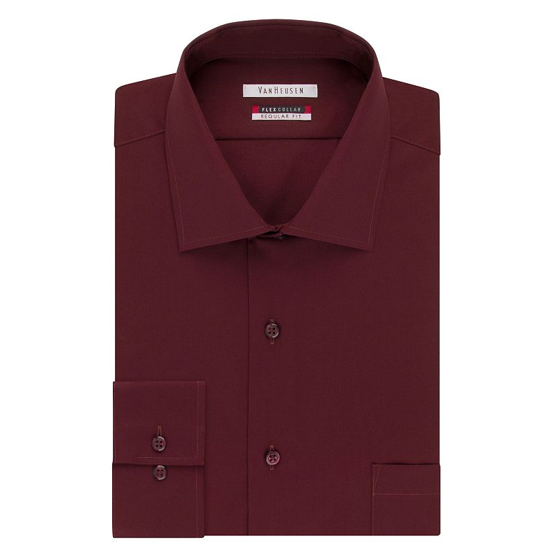 Men's Van Heusen Flex Collar Classic-Fit Dress Shirt