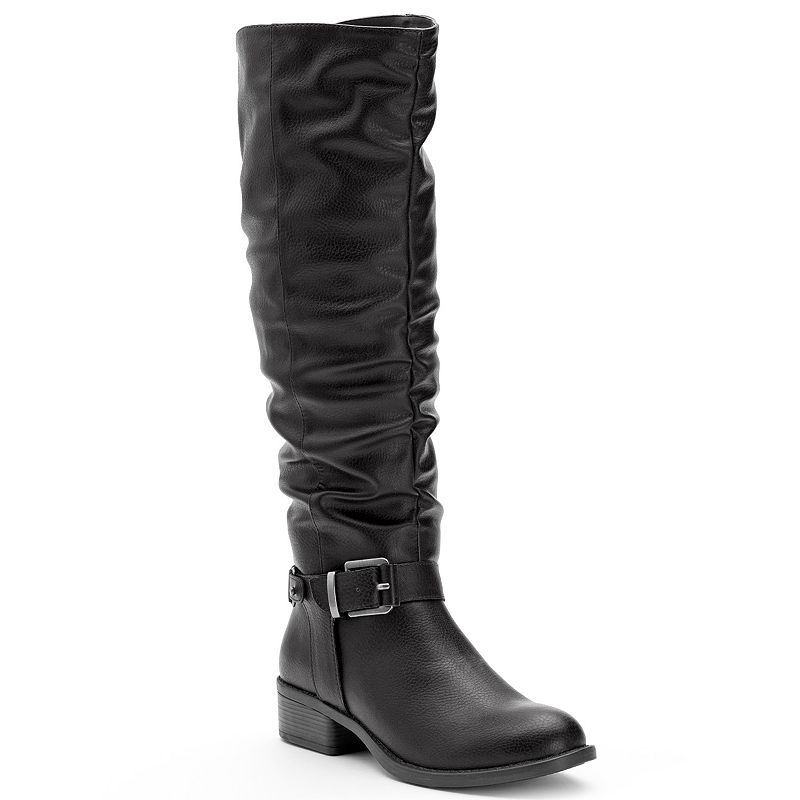 Apt. 9® Women's Slouch Tall Riding Boots
