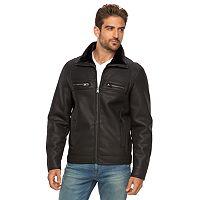 Men's Marc Anthony Slim-Fit Bonded Faux-Shearling Jacket