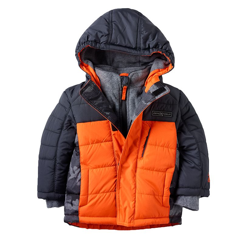 Toddler Boy ZeroXposur Skater Jacket