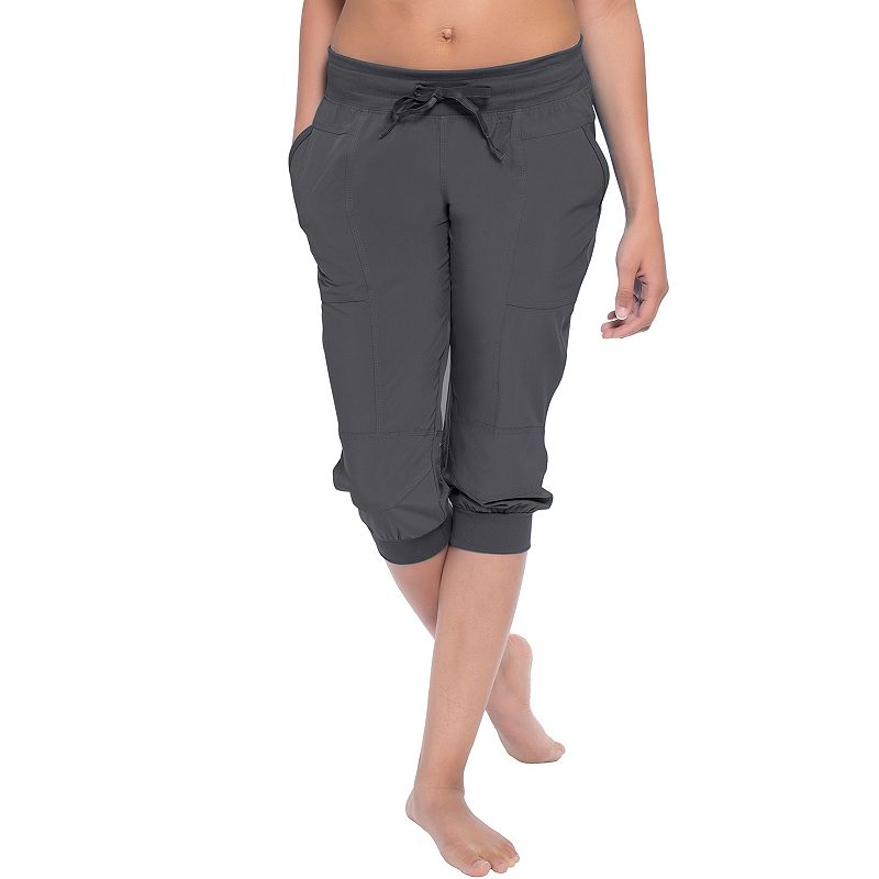 Women's Soybu Julie Capri Yoga Leggings