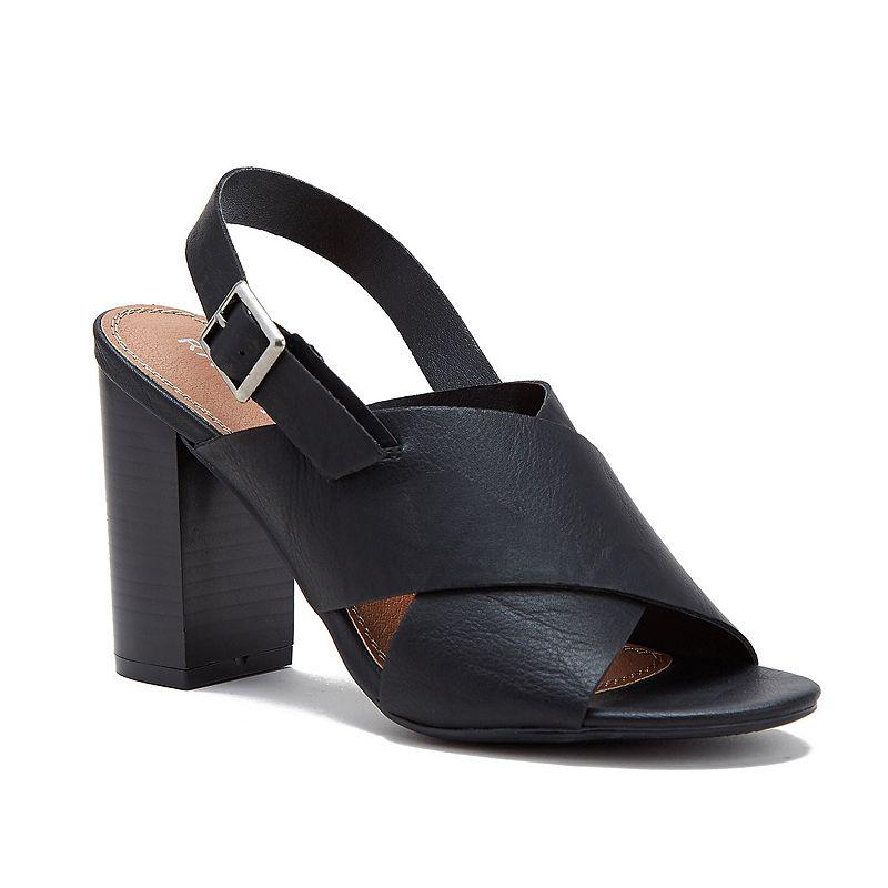 Rampage Olever Women's Block-Heel Sandals