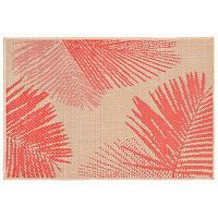 Trans Ocean Imports Liora Manne Terrace Palm Indoor Outdoor Rug