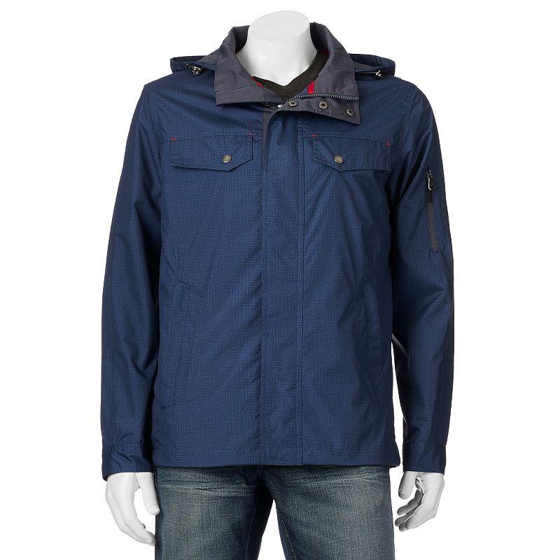 Men's IZOD Classic-Fit Windbreaker Jacket