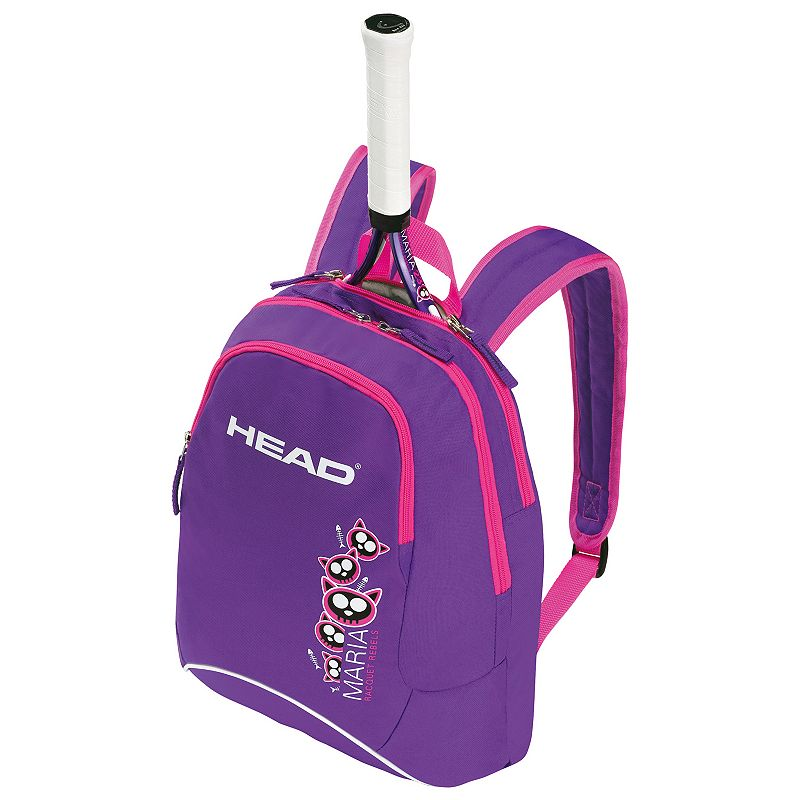 Youth HEAD Purple Maria Tennis Backpack