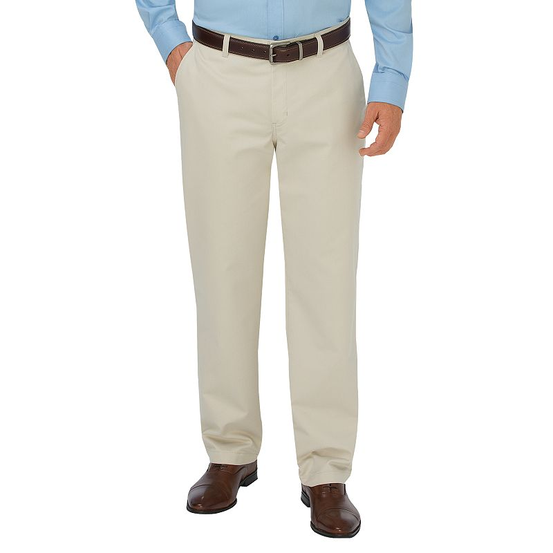 Men's Dickies Relaxed-Fit Khaki Dress Pants