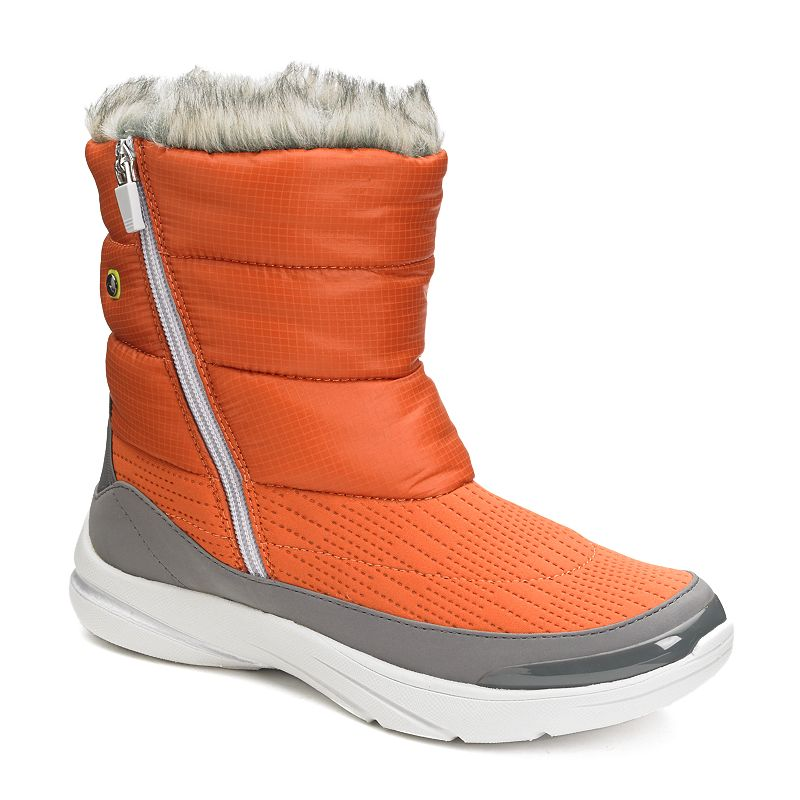 Natural Sport Women's Luster Ankle Booties