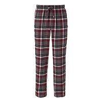 Men's Croft & Barrow® Flannel Microfleece Lounge Pants