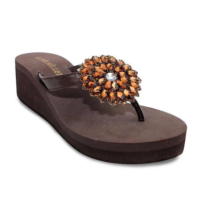 Olivia Miller Florence Women's Wedge Sandals
