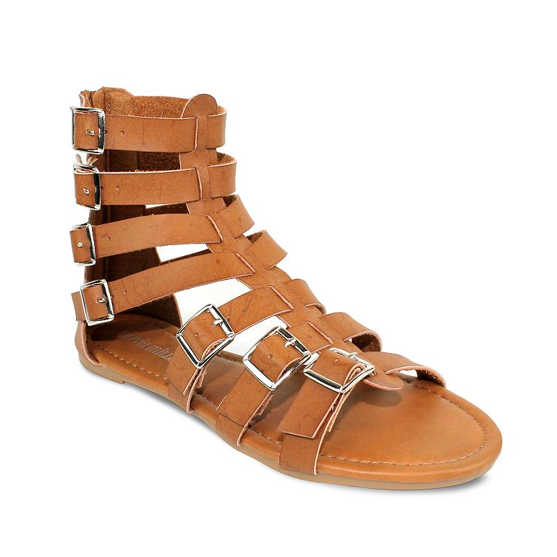 Olivia Miller Roma Women's Gladiator Sandals