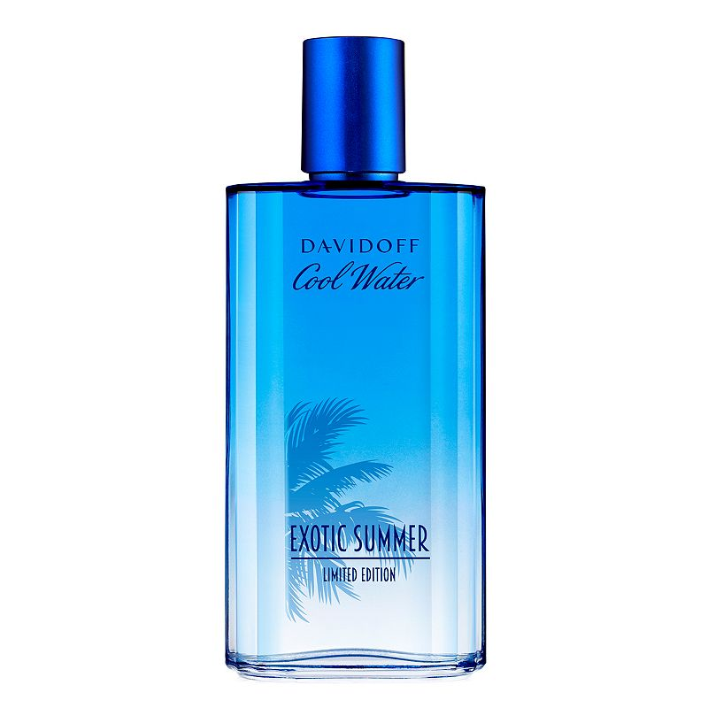 Davidoff Cool Water Exotic Summer Limited Edition Men's Cologne