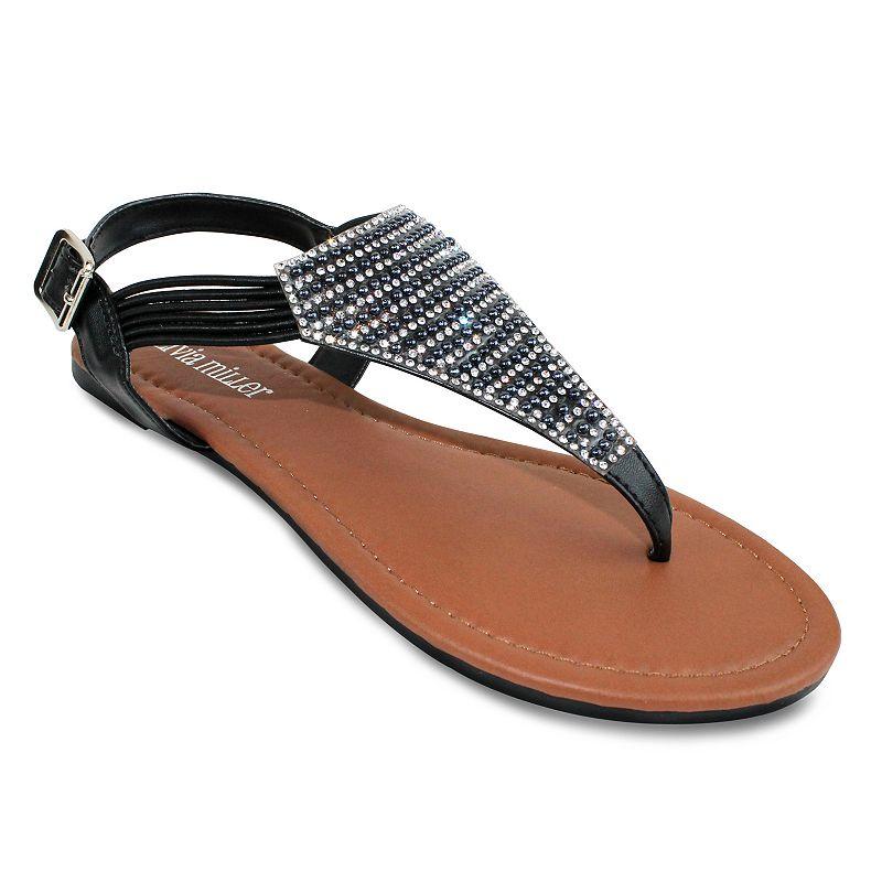 Olivia Miller Potenza Women's Thong Sandals