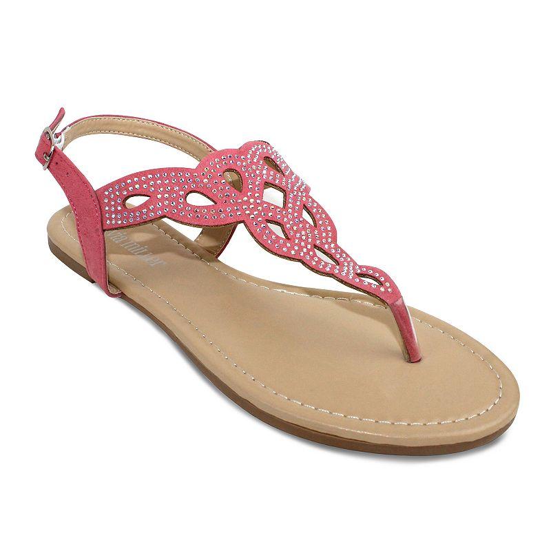 Olivia Miller Vittoria Women's Thong Sandals