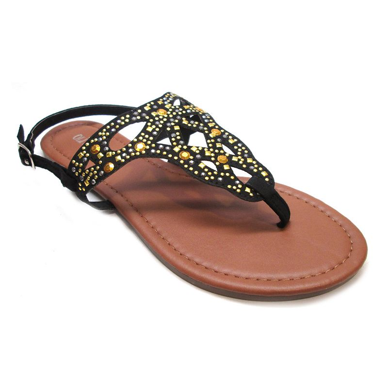 Olivia Miller Asti Women's Thong Sandals