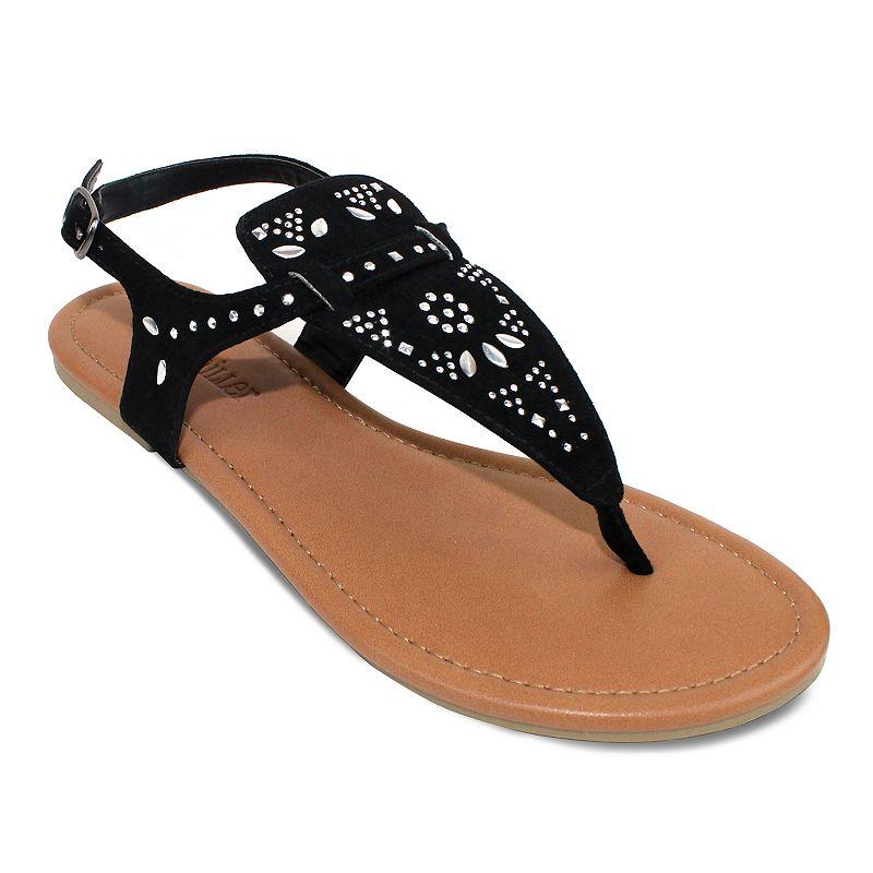 Olivia Miller Catania Women's Slingback Sandals