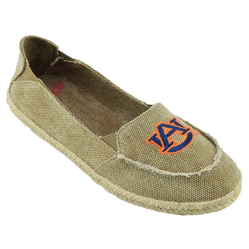 Women's Campus Cruzerz Auburn Tigers Cabo Slip-On Shoes
