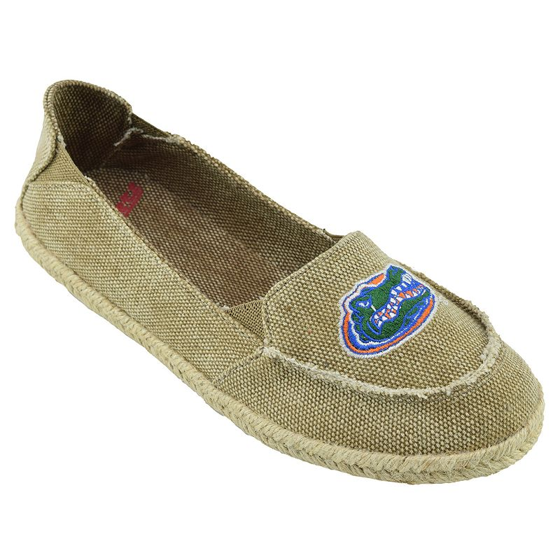 Women's Campus Cruzerz Florida Gators Cabo Slip-On Shoes