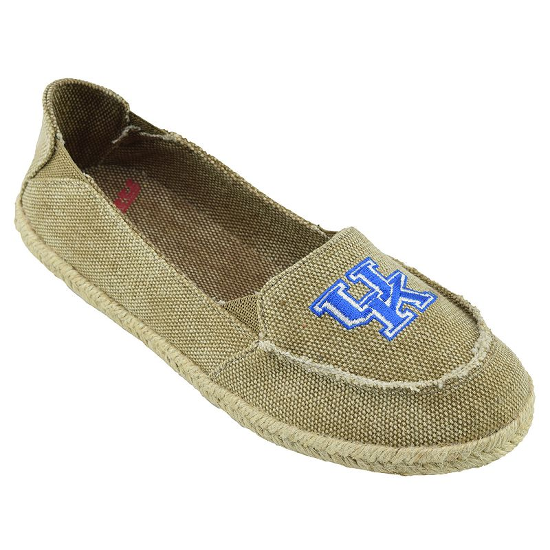 Women's Campus Cruzerz Kentucky Wildcats Cabo Slip-On Shoes
