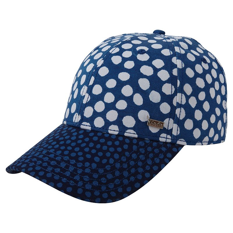 Women's Keds Patterned Baseball Hat