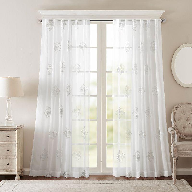 Living Room Machine Wash Curtain