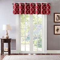 Bombay Teramo Embroidered Polyoni Valance - 50'' x 18''