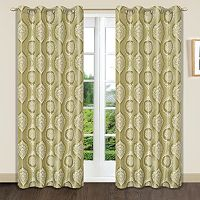 Dainty Home 2-pack Monaco Curtains - 52'' x 84''