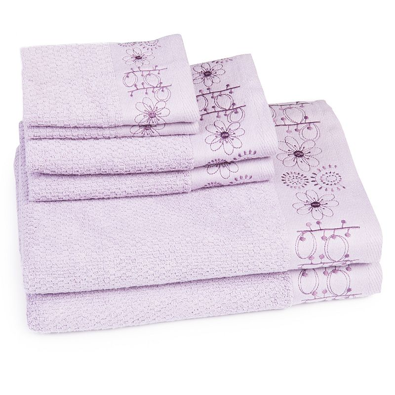 Watershed 6-piece Sproutin Bath Towel Set