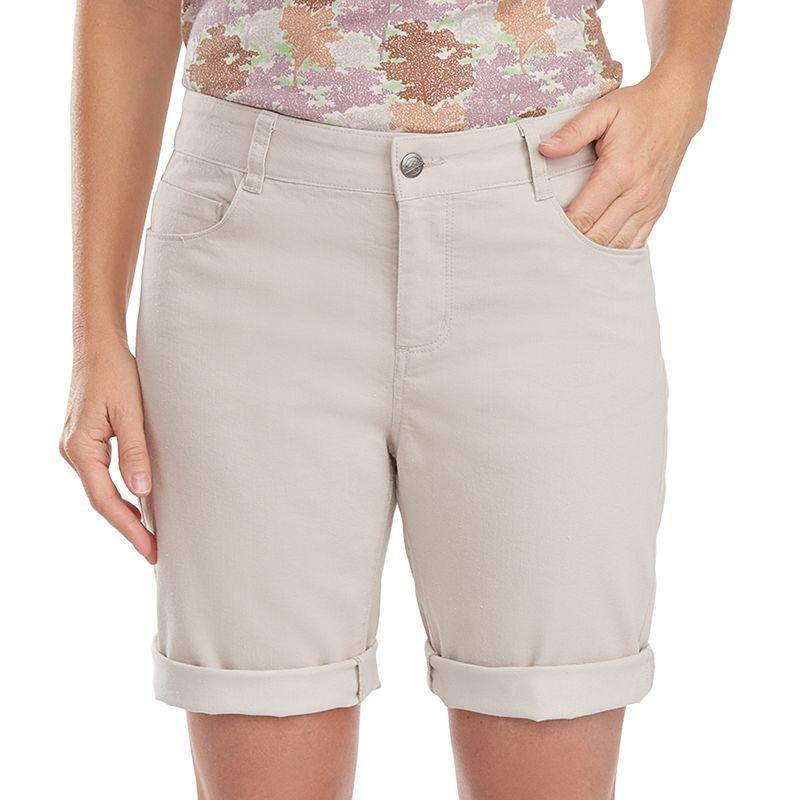 Women's Woolrich Standing Stone Cuffed Jean Shorts