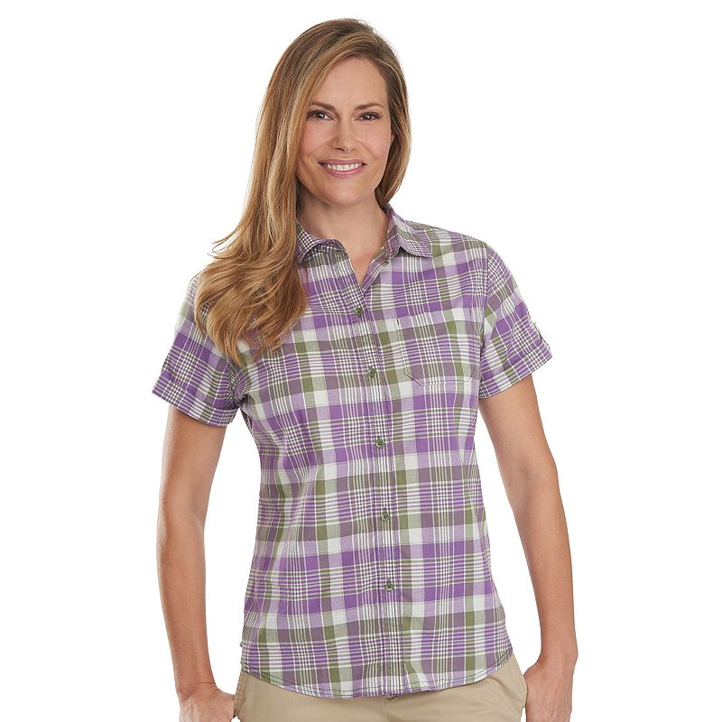 Women's Woolrich Twin Lakes Plaid Shirt